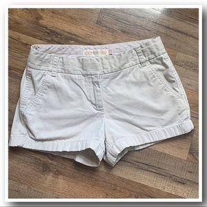 J. Crew  Broken-In Chino Shorts